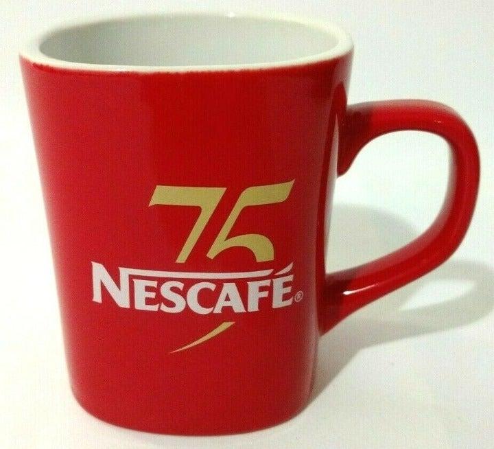 Nescafe 75th Anniversary Coffee Cup Mug