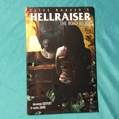Hellraiser The Road Below #1
