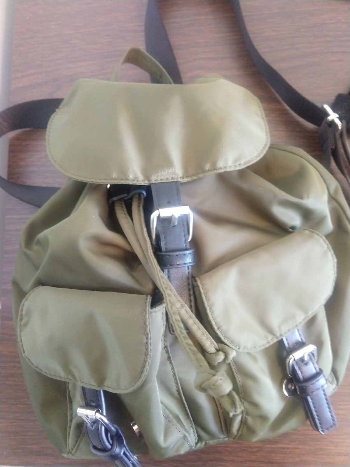 Urban Outfitters mini nylon backpack