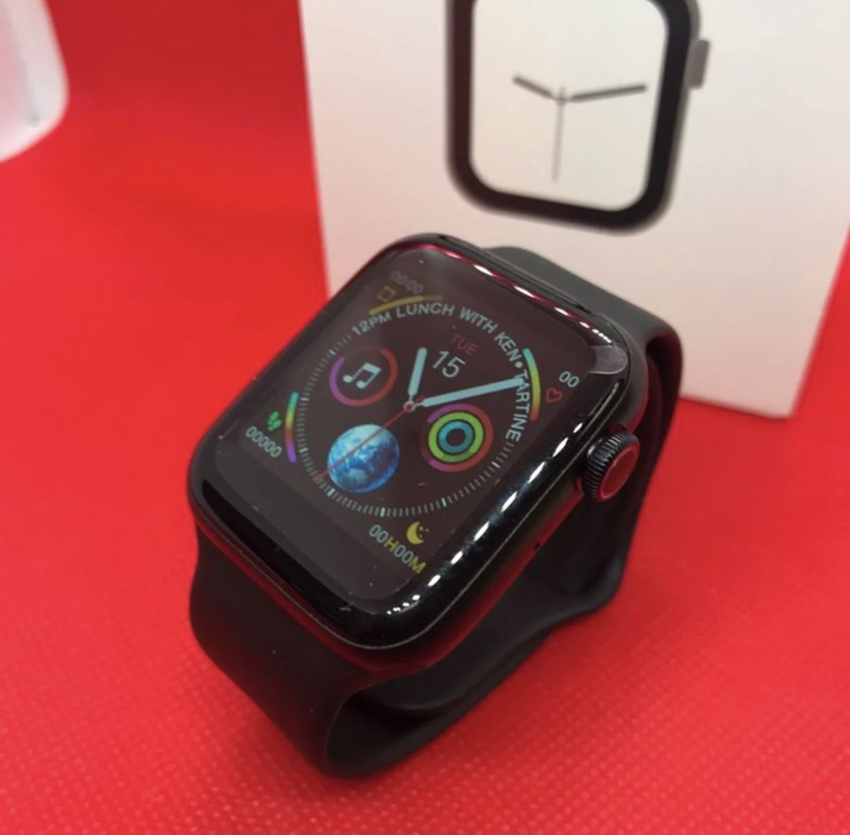 Smartwatch iOS Android