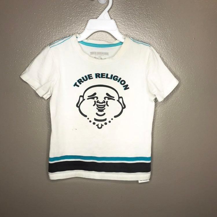 True Religion Shirt Size 5T