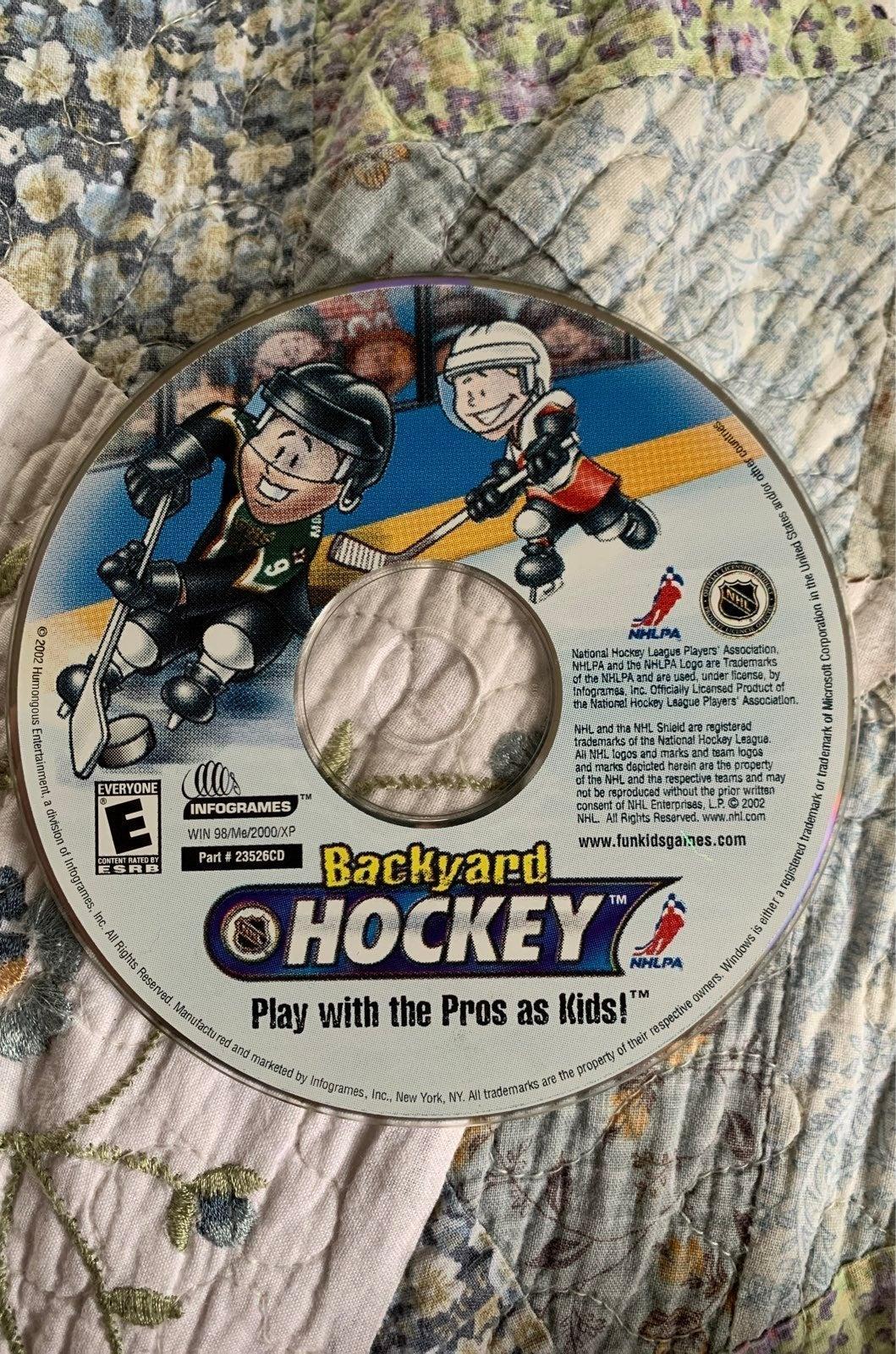Backyard Hockey for PC