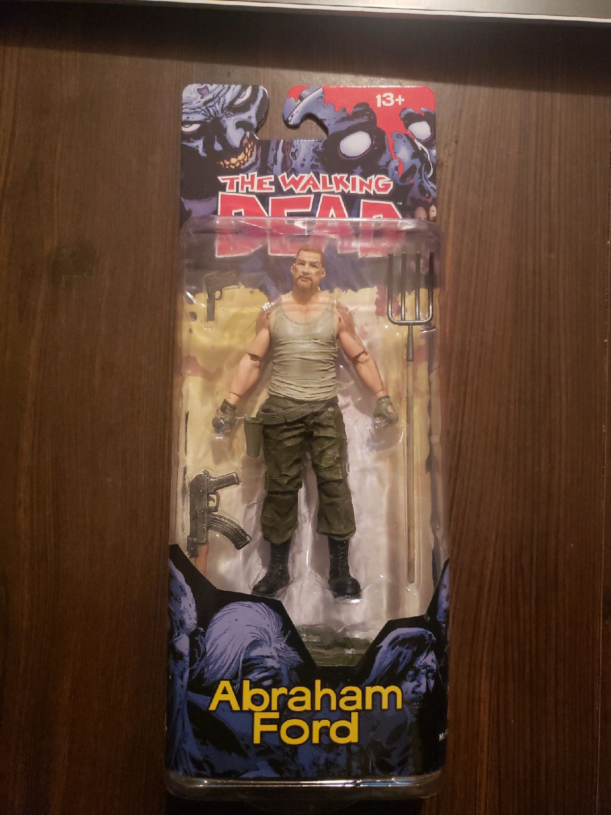 Walking Dead - Abraham Ford - Action Fig