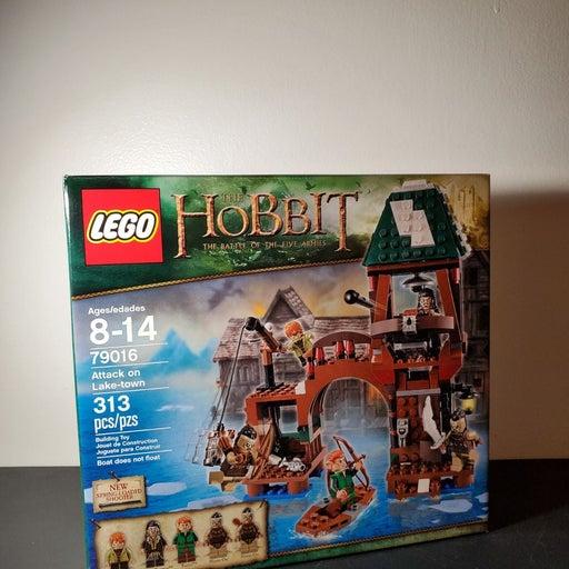 LEGO 79016 Sealed!!! Extremely Rare!!!