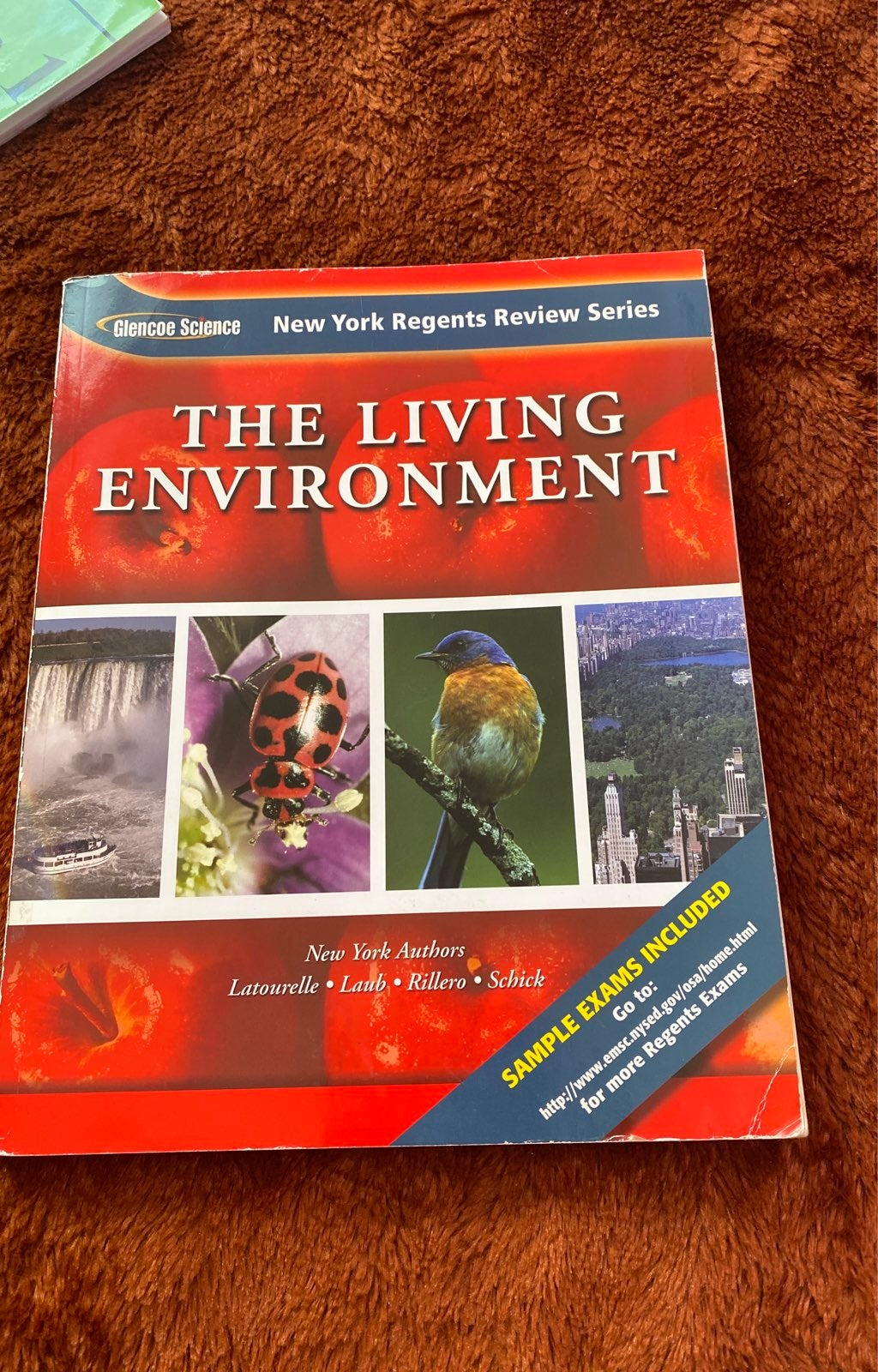 New york regents review (The living env)