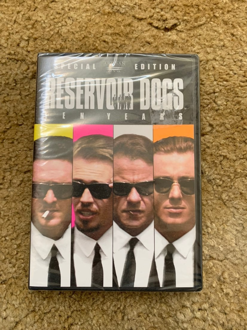 Reservoir Dogs 2 Disc Special Edition DV