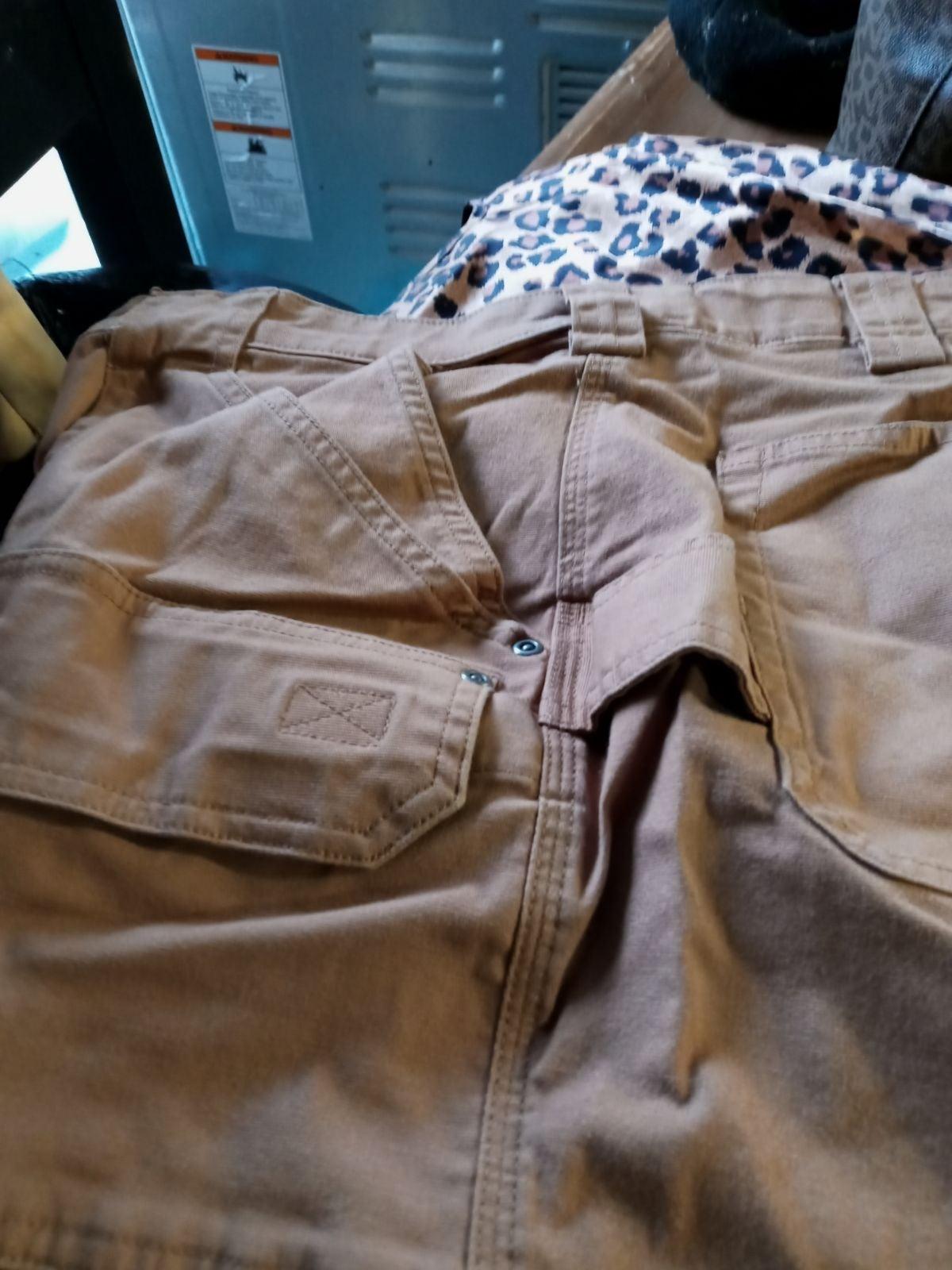 CoolMax firehose shorts