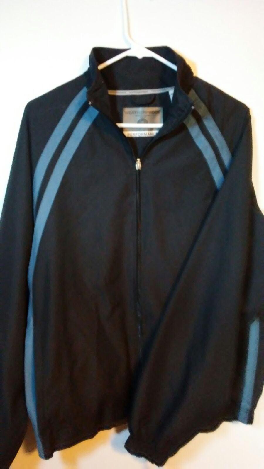 Weather Proof Jacket Garment Com.