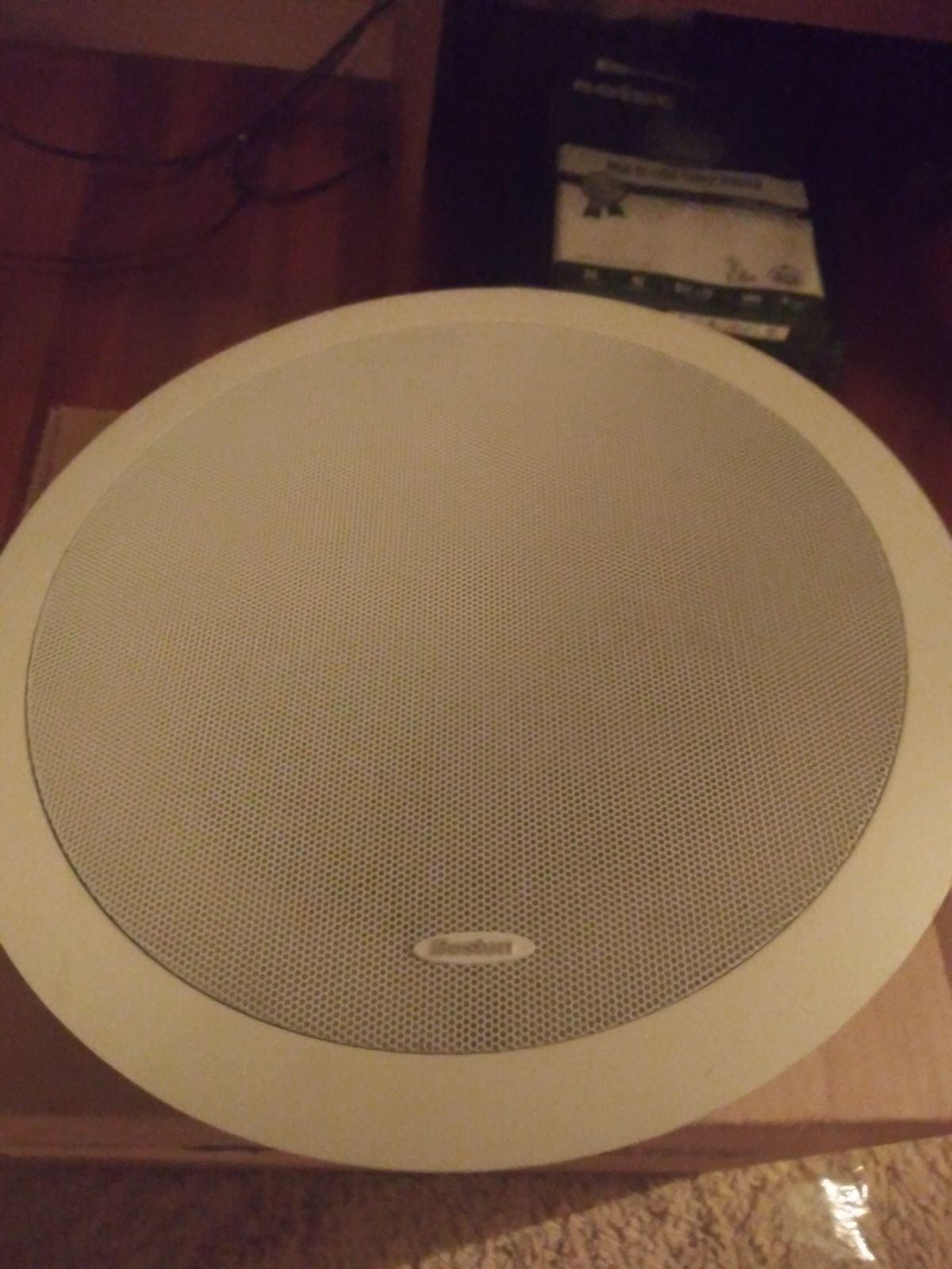 Boston Acoustic DSi485 8 2Way Speakers