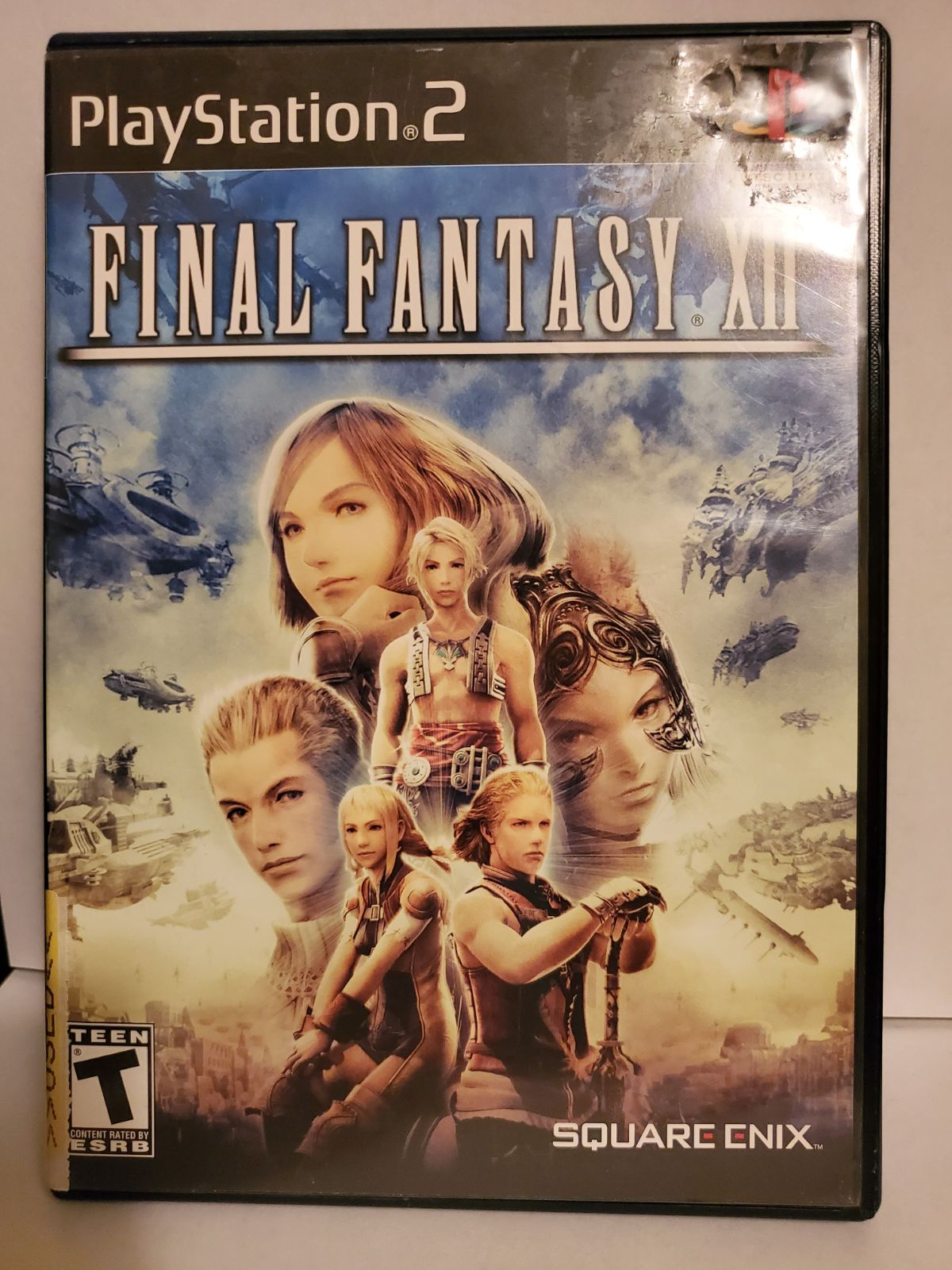 Final Fantasy XII for PS2