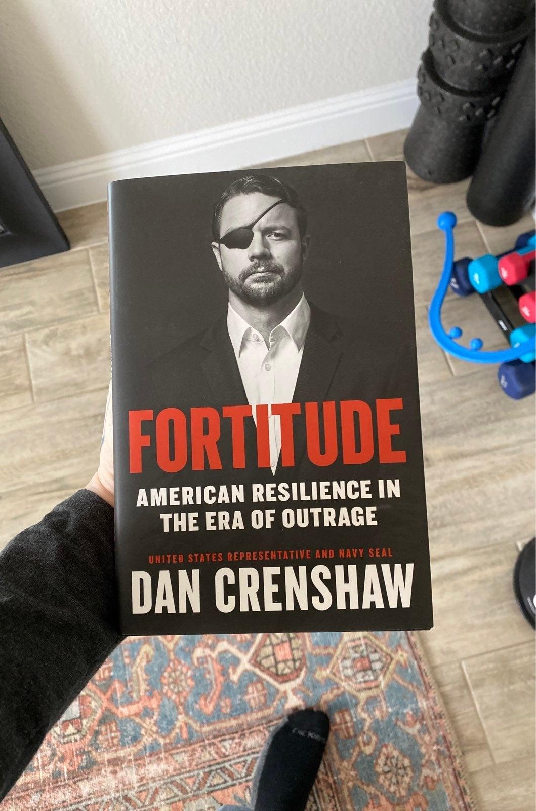 Fortitude by Dan Crenshaw-Hardcover