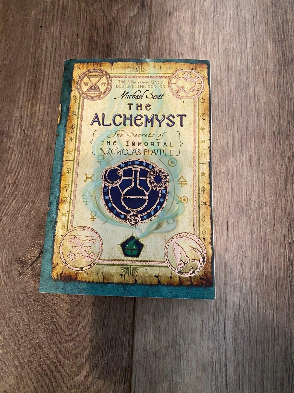 The Alchemyst Michael Scott