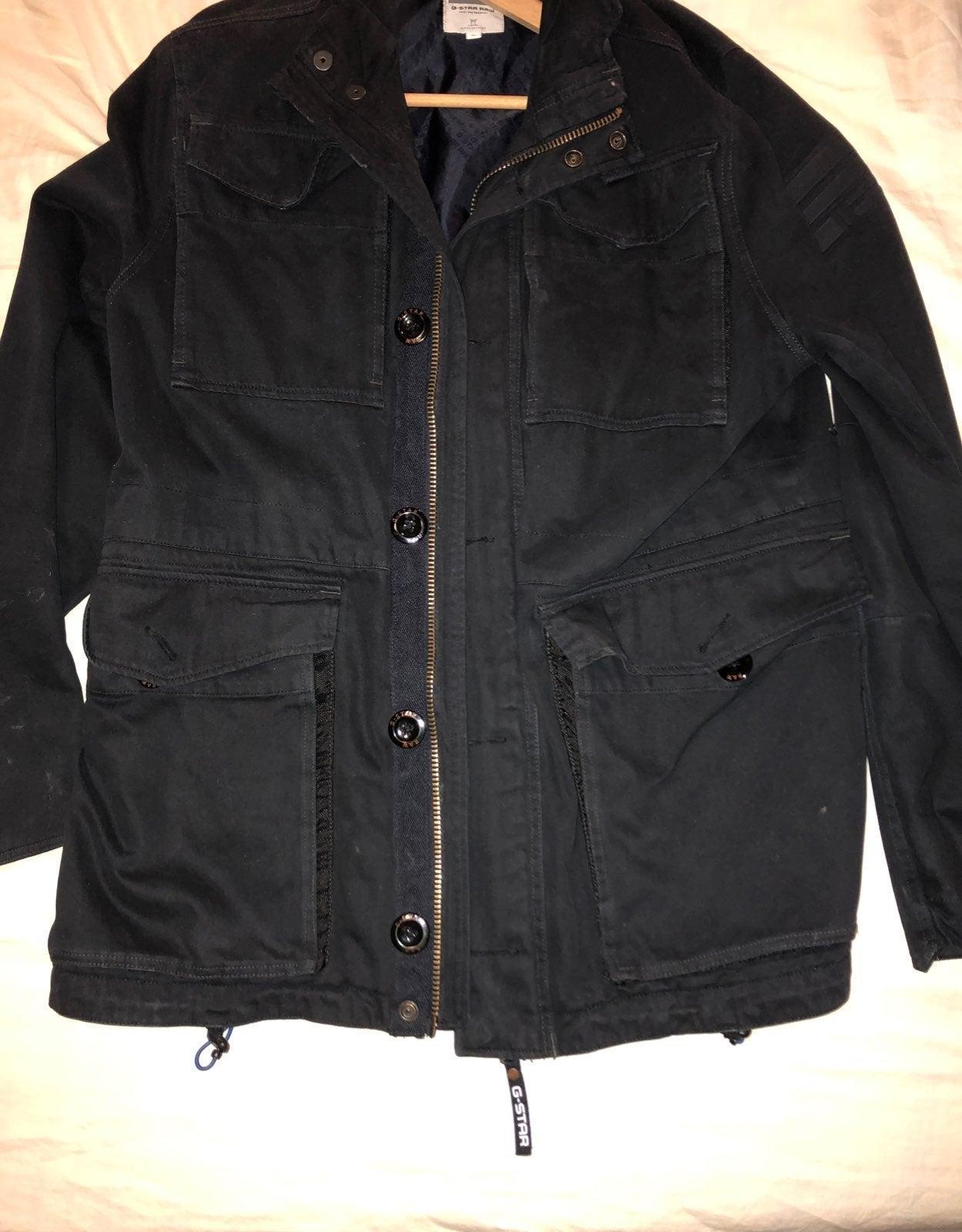 G star raw coat jacket