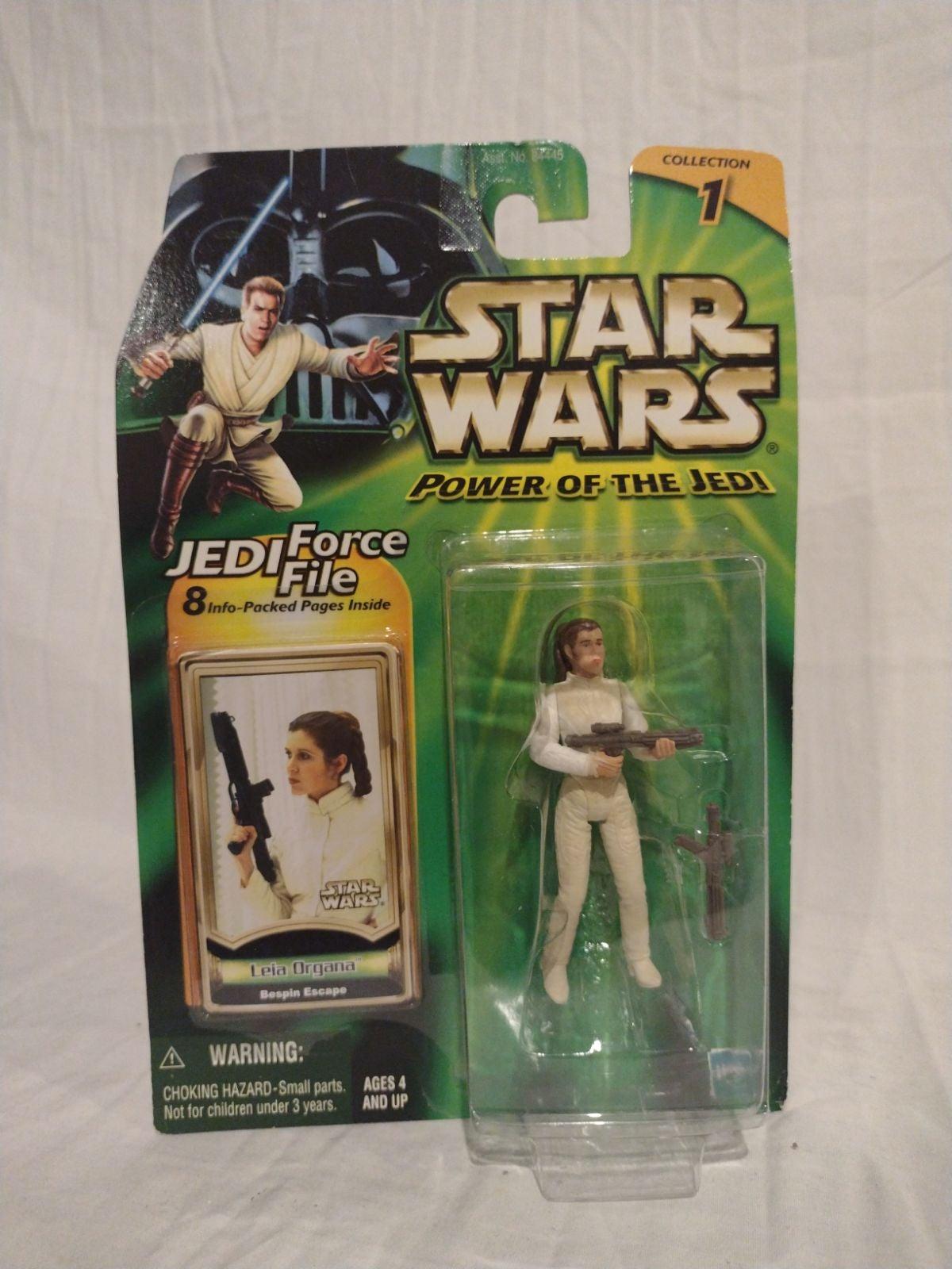 Star Wars Power Of The Jedi Leia Organa