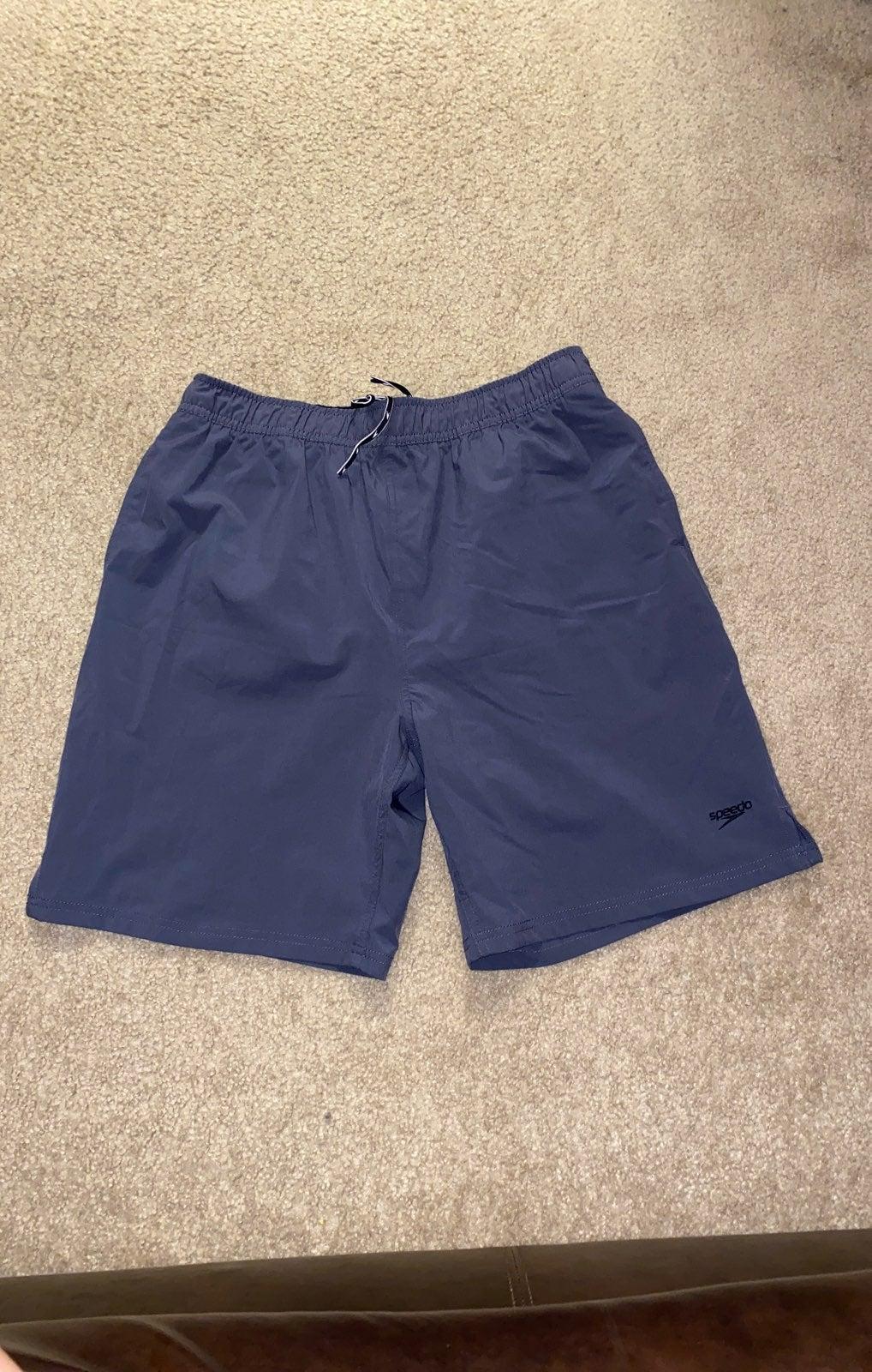 Speedo Men's Board/ Swim Lined Shorts
