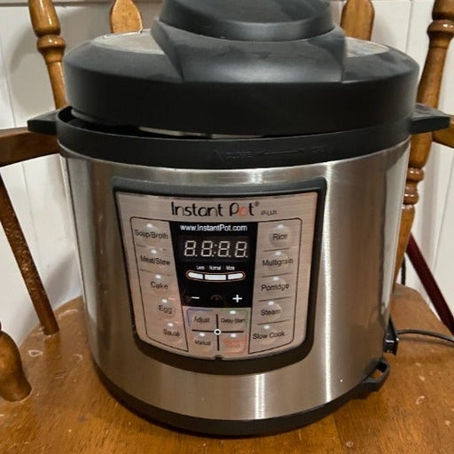 Instant Pot Lux 6-in-1 (6-quart)