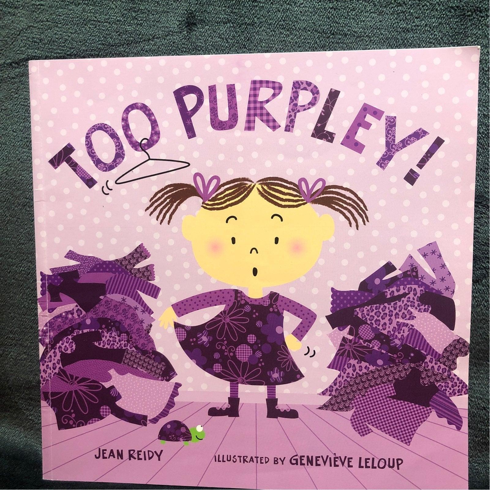 Too Purpley