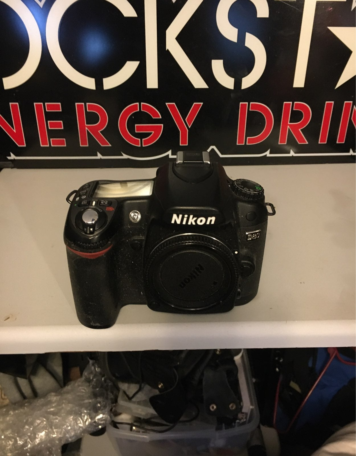 Nikon DSLR Camera D80