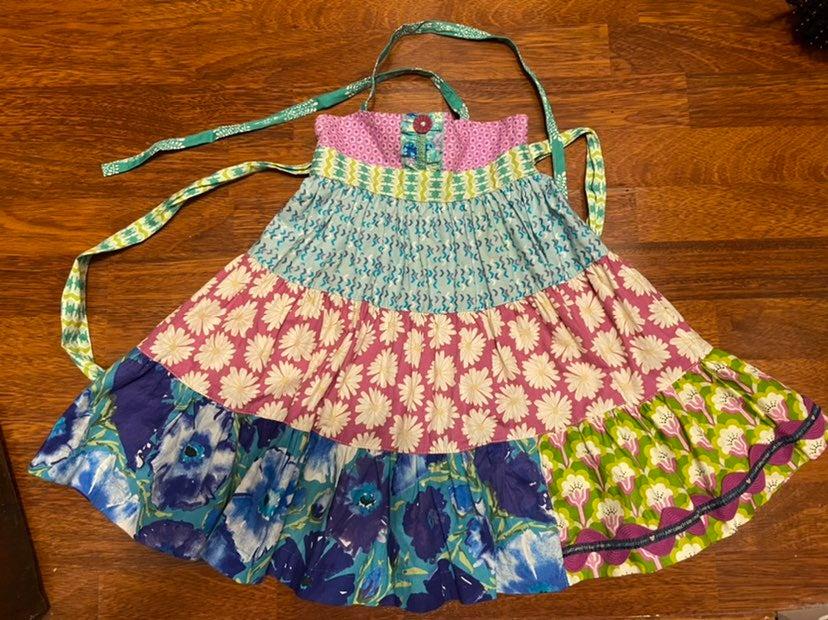 Matilda Jane Platinum sz 4 ellie dress