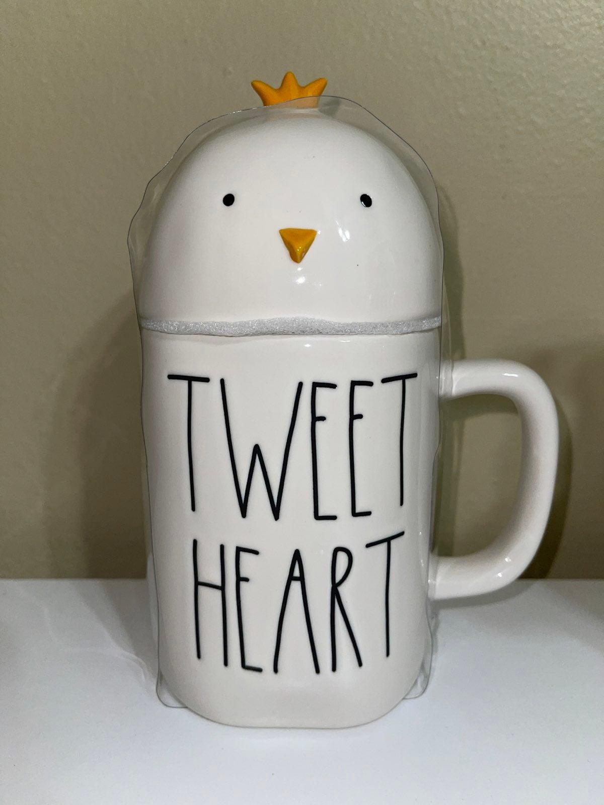 Rae Dunn tweet heart
