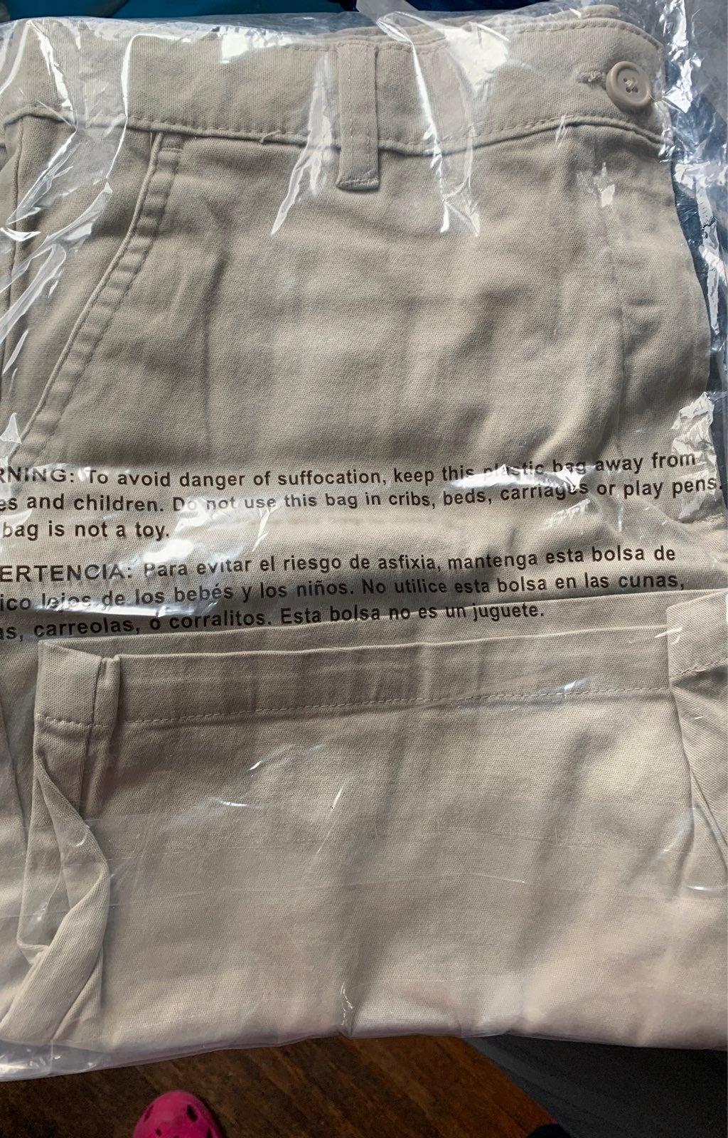 Old navy kids uniform shorts