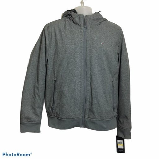 Tommy Hilfiger Hooded Full Zip Jacket