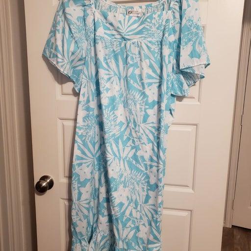 Cozee Corner Summer Dress 4x