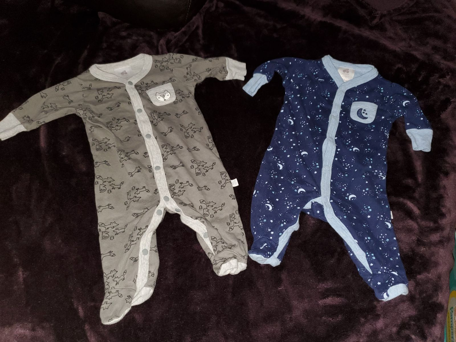 Baby boy sleepers pajamas