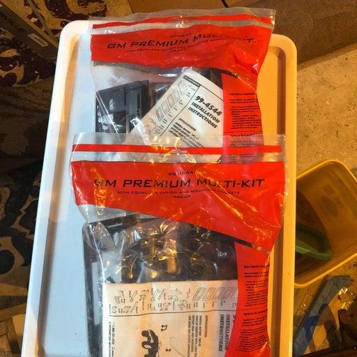 NEW 2 Metra turbo kits GM 99-4544