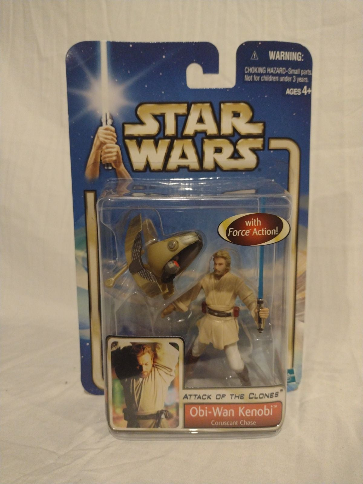 Star Wars Attack Of The Clones Obi-Wan K
