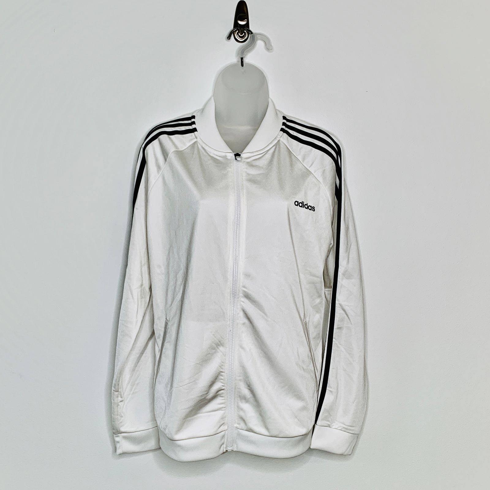 AdidasDazzle Tricot Track Jacket NWT