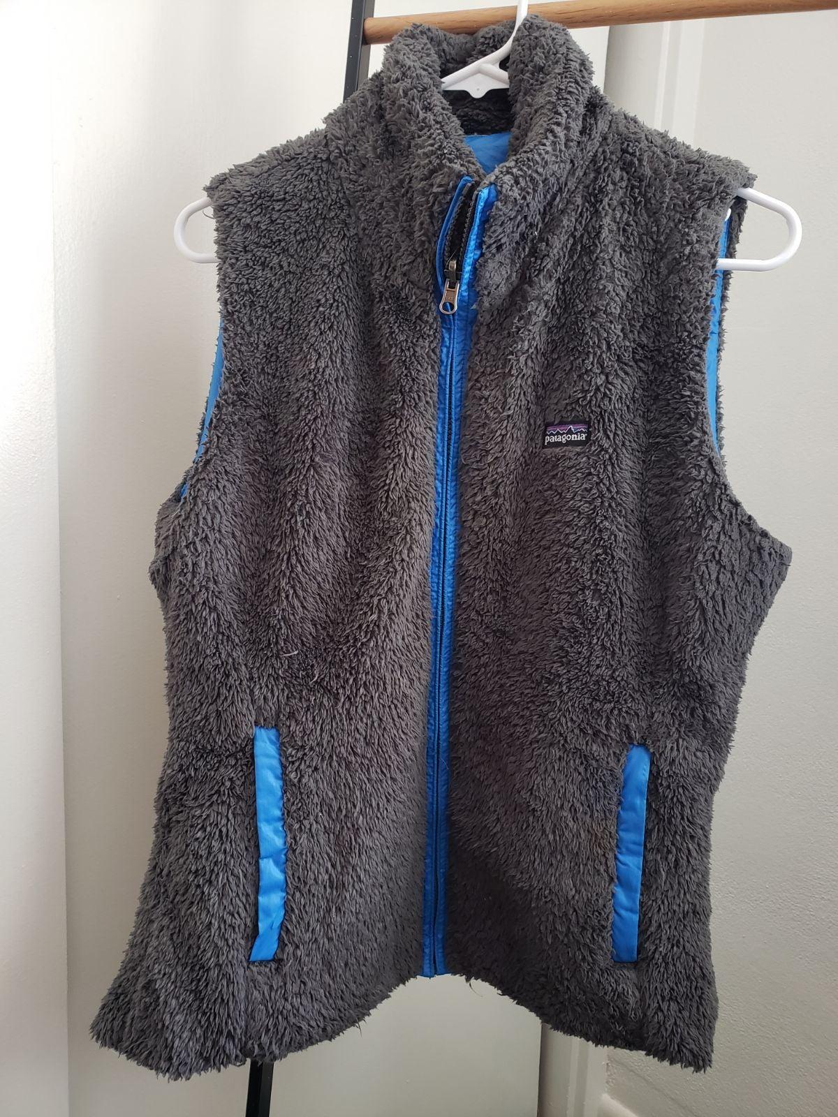 Patagonia Womens Reversible Vest (Large)