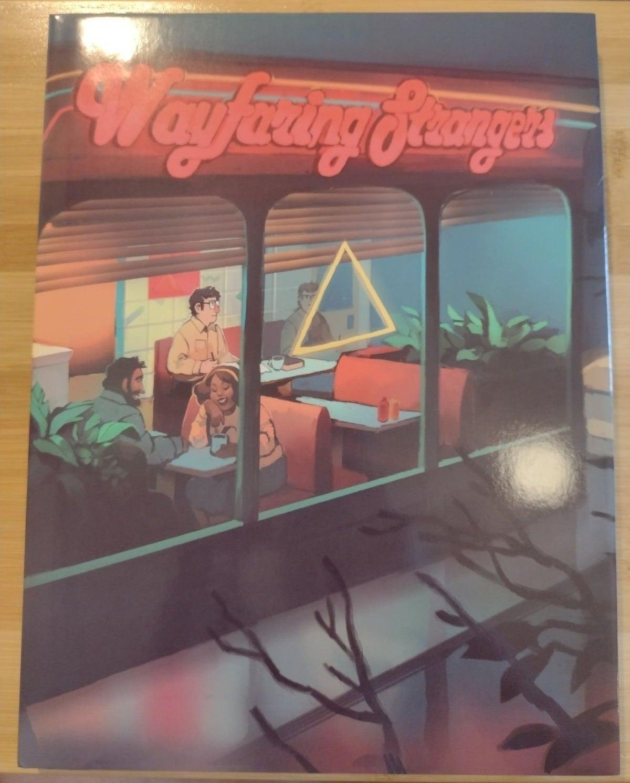 Wayfaring Strangers a Gravity Falls Fanz