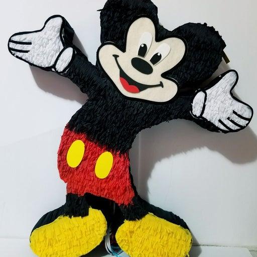 Handmade Mickye Mouse Piñata