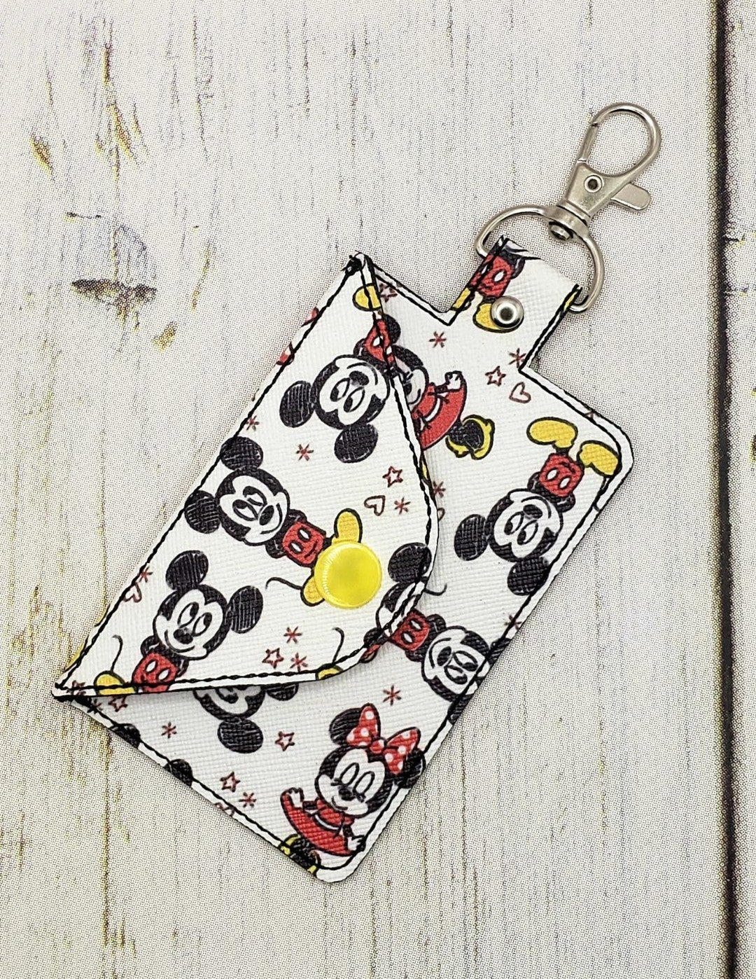 Mickey and Minnie Card Holder