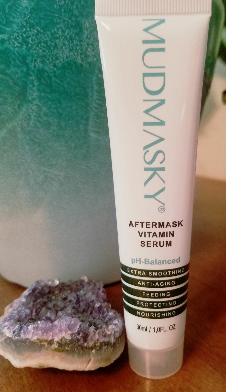 MUDMASKY Aftermask Vitamin Serum