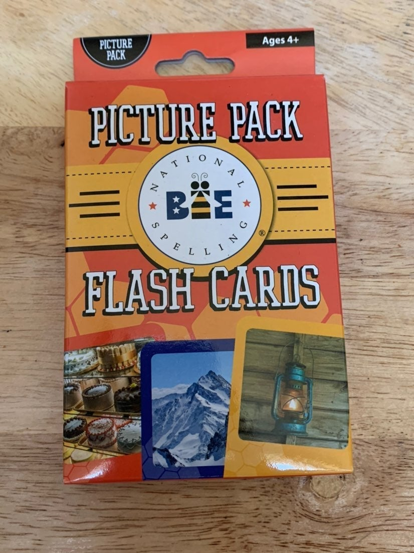Picture Pack Flashcards