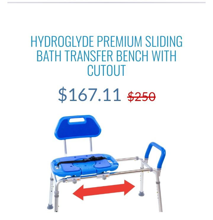 Platinum Health Hydroglyde Sliding PBE10