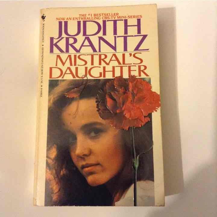 Judith Krantz Mistral's Daughter