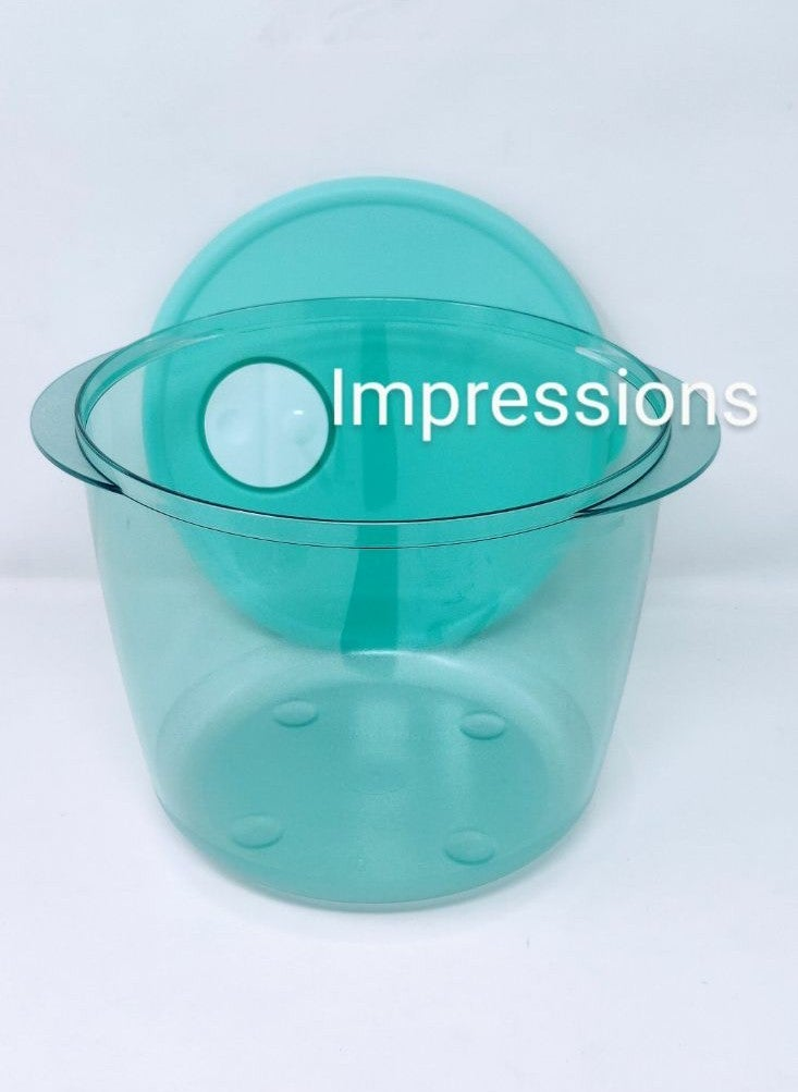 Tupperware Rock N Serve 3.3 L Container!