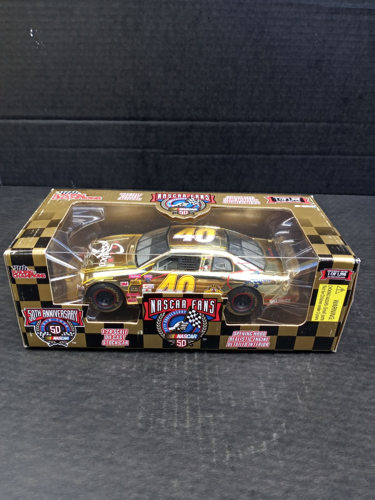 RACING CHAMPIONS LIMITED EDITION