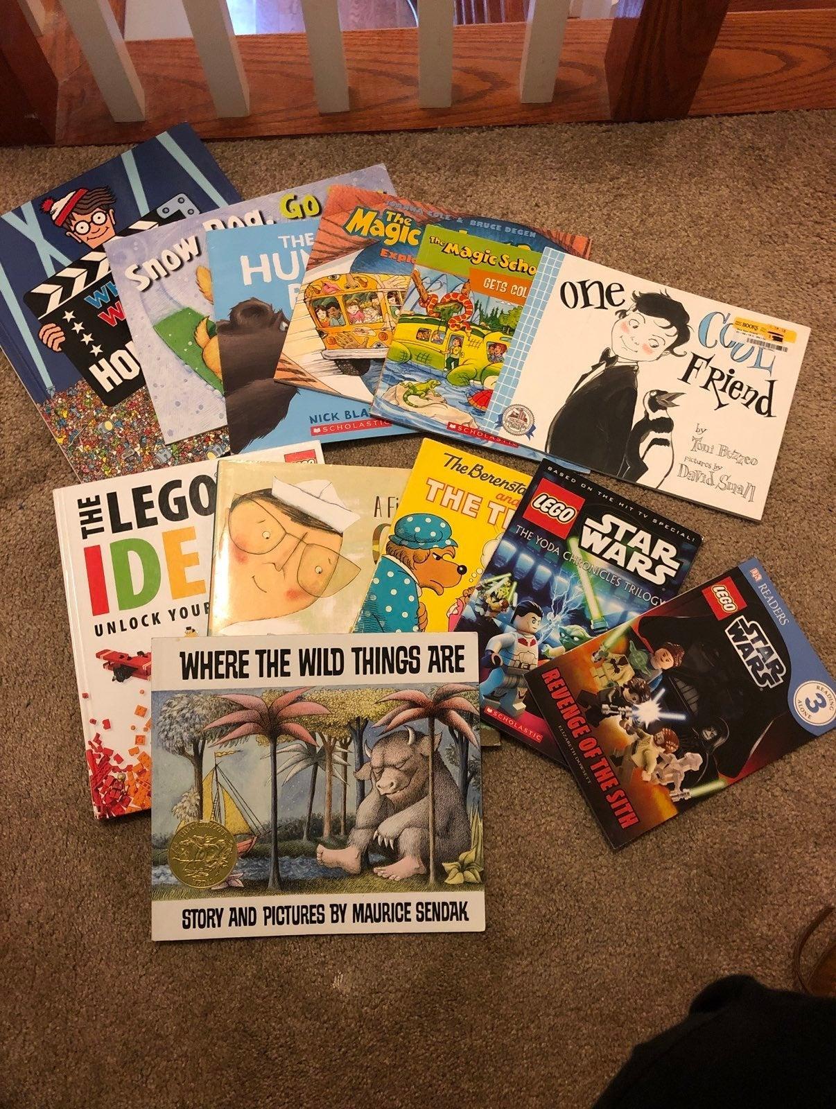 Children's 12 Book Bundle