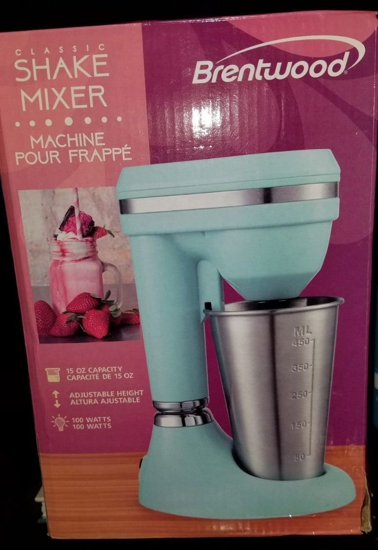Brentwood classic shake maker