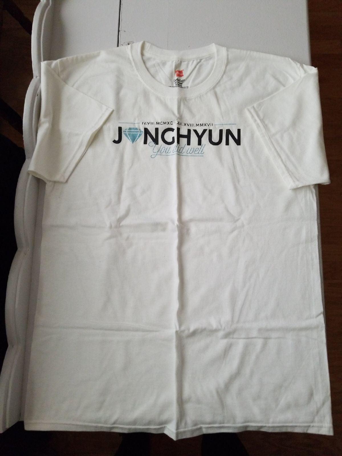 Jonghyun Shirt