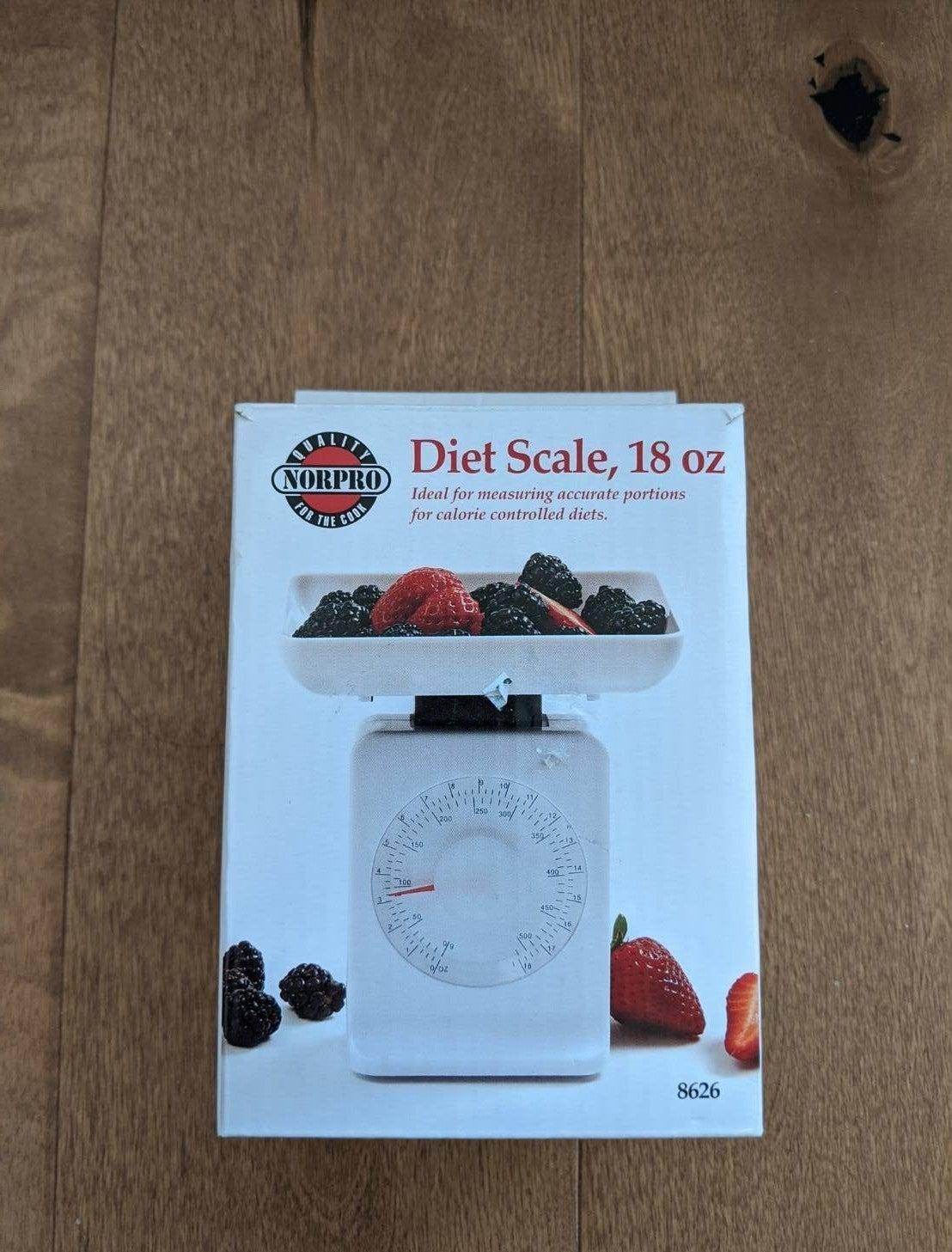 Norpro diet scale