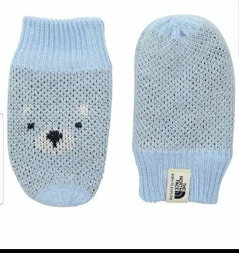 The North Face Baby Mittens Size XXS!