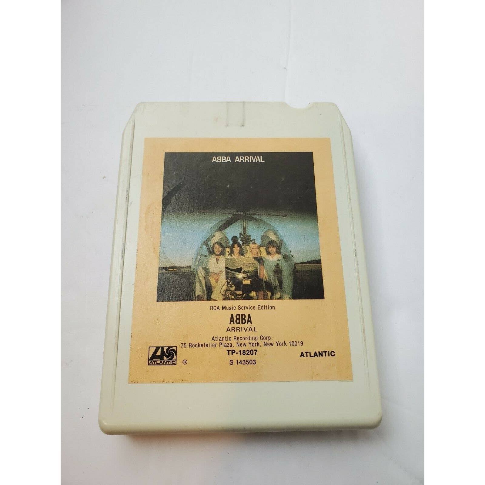 ABBA ARRIVAL 8 TRACK TESTED