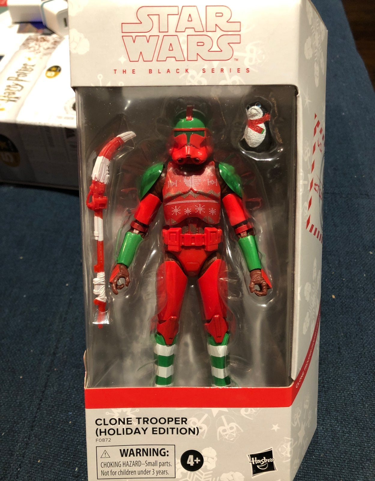 Star Wars Black Series Holiday Tropper
