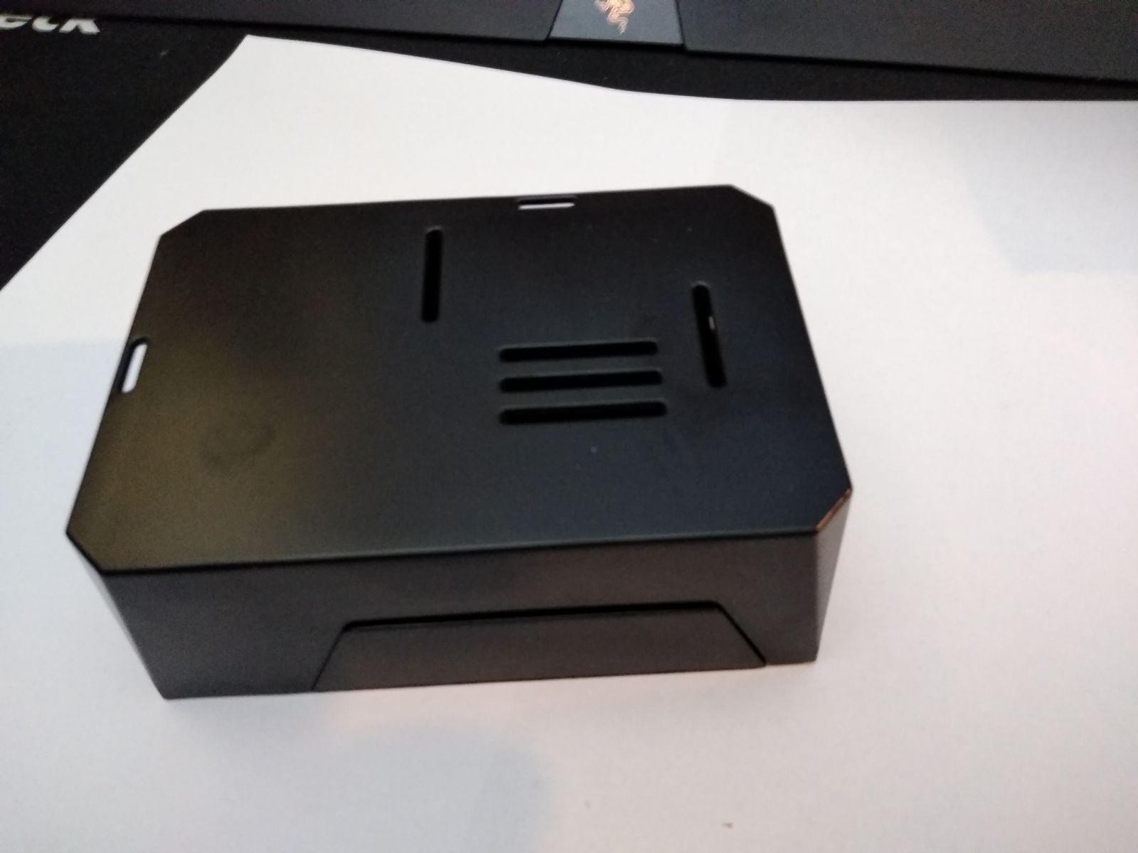 Raspberry pi 4 securepi case w screws
