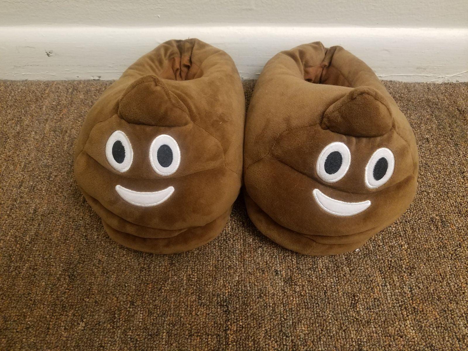 Slippers Kids Poop
